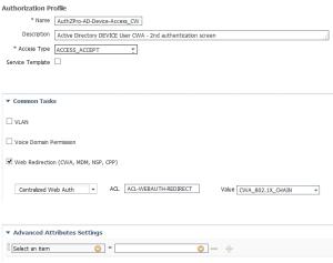 CWA_802.1x_AuthZ_Profile