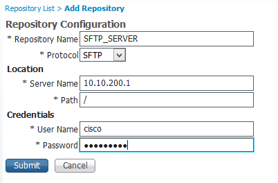Backing up a Cisco ISE Environment – Standalone or Distributed
